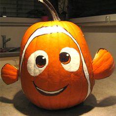 Finding Nemo Pumpkin Carving Ideas