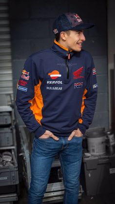 Marc Marquez Marc Marquez, Valentino Rossi, Biker Girl, Motogp, Honda, Bomber Jacket, Cafe Racers, Mobile Wallpaper, Bikers