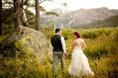 Squaw Valley Wedding   Tim Halberg Photography