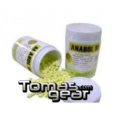 Anabol 500 Tabs  Dianabol (Methandienone) is an effective oral steroid  product which is used mostly by body builders, power lifters and other weight sportsmen. It is usually sold in 5mg tablets in 100- piece- boxes. In medicine, it is used with the aim of strengthening the body and in the cure of many diseases that requires to making protein.  see more at: http://tomasgear.co.uk/Anabolic-steroids/ #steroid #anabolic #sports #healt #bodybuilding