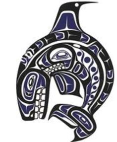 First Nations Killerwhale design