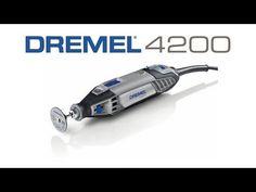 Glass Drilling Bits - New Dremel Accessory - YouTube