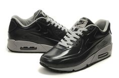Womens Nike Air Max 90 VT Black Grey