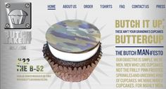 Cupcakes for men (click thru for more)