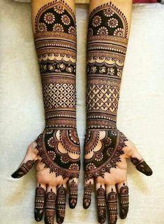 Henna Tattoo Designs Simple, Full Hand Mehndi Designs, Henna Art Designs, Mehndi Designs For Girls, Mehndi Designs For Beginners, Mehndi Design Photos, Wedding Mehndi Designs, Mehndi Designs For Fingers, Latest Mehndi Designs