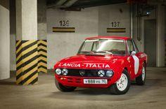 Lancia Fulvia Coupe 1300S (1967)