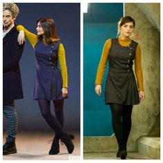 Clara Oswald - Doctor Who season 9! Love her outifit!