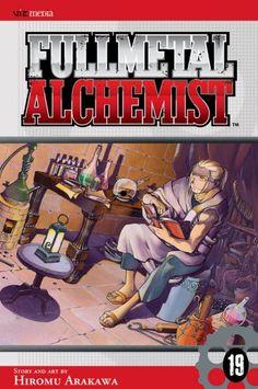 Fullmetal Alchemist, Vol. 19 by Hiromu Arakawa