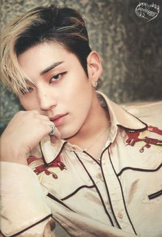 Jongup from B.A.P