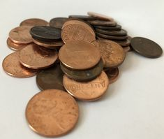 Object Lesson with Pennies - You're Worth It! Romans 5:8 Bible Character lesson on value & worth in God's eyes!