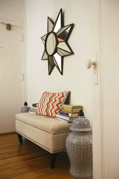 It can be tough to work with small spaces. But you shouldn't let them intimidate you! You just have to approach them like chic challenges. Small spaces can be special design opportunities. Here are some ways that I get the most out of small spaces.