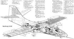 Aviones Caza y de Ataque: YA- 9Tripulación: 1  Longitud: 53 pies 6 pulgadas (16,3 m)  Envergadura : 57 pies 0 pulg (17,4 m)  Altura: 17 pies 10 pulg (5,4 m)  Área de ala: 580 ft² (53,88 m²)  Peso en vacío : 23.076 libras (10.467 kg)  Peso cargado: 28.575 libras (12.961 kg)  Max. peso de despegue : 41,795 libras (18,958 kg)  Central eléctrica : 2 × Lycoming YF102-LD-100 turboventiladores , 7.500 lbf (33.4 kN) cada uno