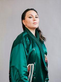 Canada Goose Parka, Her Music, Jimi Hendrix, Rain Jacket, Windbreaker, Punk, How To Wear, Jackets, Women