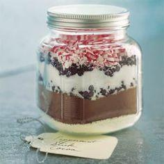 Peppermint Stick Cocoa | MyRecipes.com