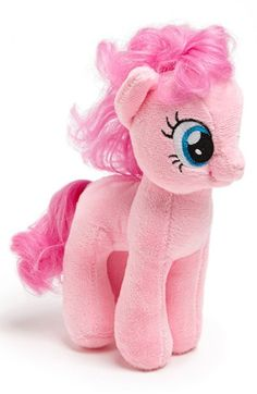 'Pinkie Pie®' Plush Toy http://rstyle.me/n/dpkmhpdpe