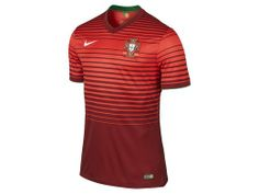 Official Nike Portugal World Cup 2014 Home Jersey