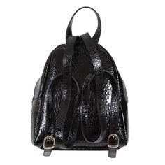 JOHN-ANDY Backpack Crocs, Leather Backpack, Fashion Backpack, Backpacks, Bags, Accessories, Women, Handbags, Leather Backpacks