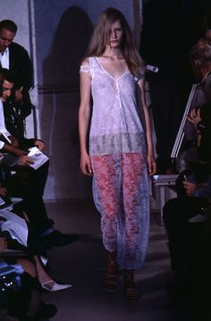 Helmut Lang - Ready-to-Wear - Runway Collection - Women Spring / Summer 1996