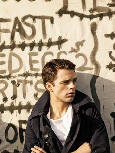 Sebastian Stan. Sorry Cap, but I totally prefer Bucky... mmm
