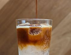 Caffeine meets bubbly in an unexpected new drink that puts iced coffee to shame.