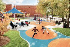 3M Детские площадки | Природные площадка Design