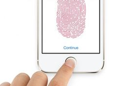 Apple Plans to Integrate Touch ID Button into iPhone's Screen