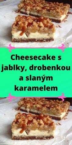 Cheesecake, Tiramisu, Food To Make, Homemade, Baking, Breakfast, Ethnic Recipes, Ideas, Morning Coffee
