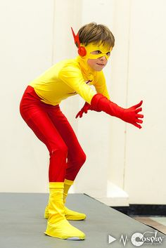 so cute KidFlash and Ms. Martian   .halloween.   Pinterest   Kid flash Cosplay and Comic con  sc 1 st  Pinterest & so cute KidFlash and Ms. Martian   .:halloween:.   Pinterest   Kid ...