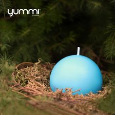 25% OFF All Ball/Sphere Candles! Shop Now at www.YummiCandles.com