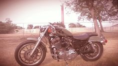 Sportster fresh paint Harley Davidson Sportster 1200, Motorcycle, Fresh, Vehicles, Photography, Painting, Photograph, Fotografie, Painting Art