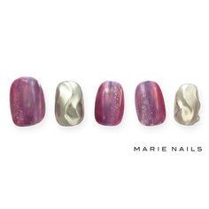 #マリーネイルズ #marienails #ネイルデザイン #かわいい #ネイル #kawaii #kyoto #ジェルネイル#trend #nail #toocute #pretty #nails #ファッション #naildesign #awsome #beautiful #nailart #tokyo #fashion #ootd #nailist #ネイリスト #ショートネイル #gelnails #instanails #marienails_hawaii #cool #waves #fashionlove