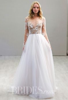 Hayley Paige Remington gown beautiful like a fairytale