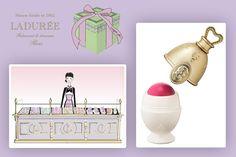 Les Merveilleuses De Ladurée // Ladurée Cosmetic Line.. (Japan Only)