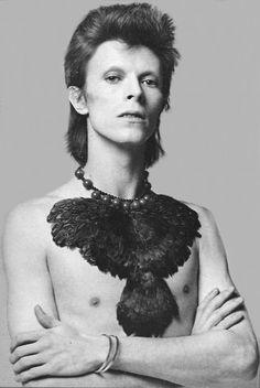 """psychodollyuniverse: """"David Bowie """""""