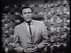 Jim Reeves - He'll have to go - boy does this bring back memories of my childhood.  :)  Aunt Bess would play Jim everyday of the week.