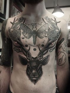 150 Most Attractive Stomach Tattoos For Men And Women nice