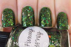 More Nail Polish: Lynnderella - Funny Monday