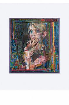 Chrysalis (Portrait of a Girl)