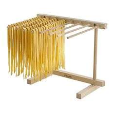 Collapsible Pasta Drying Rack - From Lakeland