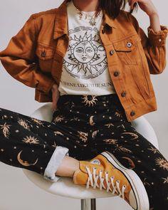Herbst Outfits 30 schöne Herbst und Winteroutfits Mode Herbst Mode inspo outfit… Fall Outfits 30 beautiful fall and winter outfits fashion fall fashion inspo outfits beautiful and winter outfits Preppy Outfits, Retro Outfits, Mode Outfits, Winter Outfits, Summer Outfits, Fashion Outfits, Cute Vintage Outfits, Soft Grunge Outfits, Hippie Outfits