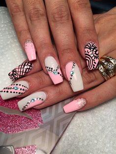 Elegance by AlysNails - Nail Art Gallery nailartgallery.nailsmag.com by Nails Magazine www.nailsmag.com #nailart