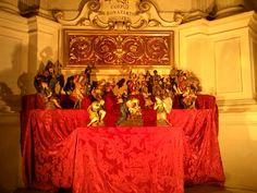 Presepe del Santuario Santa Maria della Vita - Bologna