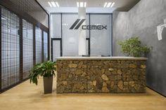 belysning CEMEX – Prague Offices