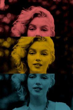 Marilyn Monroe, Sam Shaw, 1957