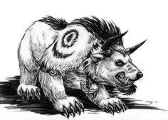 A Tauren Druid was my first toon on WoW...Taurens will always be my favorite.  Tauren Druid by Dustmeat on deviantART