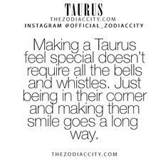 Zodiac Taurus Facts! TheZodiacCity.com - For more zodiac fun facts, click here.