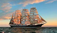 Latest Tweets / Twitter Tall Ships, Sailing Ships, Finland, Nautical, Boat, Vehicles, 1 Mai, Twitter, Yachts