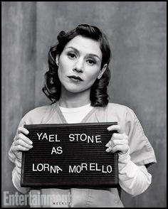 Orange Is the New Black | Lorna Morello played by Yael Stone