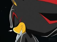 Shadow the Hedgehog smiling...  Is it just me, or is he more intimidating that way? ...By the way, does anybody know what episode this is from?