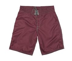 A legend for more than 50 years, Birdwell Beach Britches are available in a variety of styles, sizes and colors; these Men's Board Shorts 312 are in Burgundy. Mens Boardshorts, Wakeboarding, Swim Trunks, Bermuda Shorts, Burgundy, Swimwear, Color, Style, Products